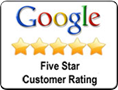 Google 5 Star Customer Service